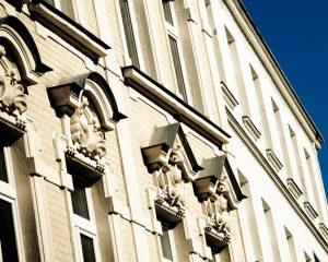 Zeitz Hausfassade